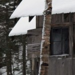 An image of Bryant Cabin on the Bolton Vally Nordic & Backcountry network at Bolton Vally ski resort in Vermont