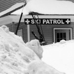 An image of the ski patrol headquarters at Bolton Valley Resort in Vermont