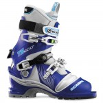 An image of the women's Scarpa T2 Eco Telemark boot