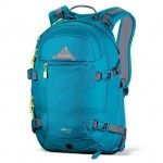 A dimensionally square image of the Dakine Women's Pro II 26L Ski backpack