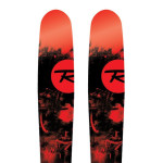 An image showing the tip portion of a pair of 2014 Rossignol Sin7 skis