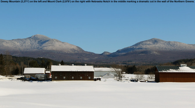 Dewey Mountain, VT 31JAN2015