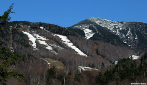 An image of Whiteface Mountain near Lake Placid New York