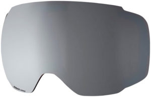 An image showing a Sonar Silver lens for Anon's M2 goggles